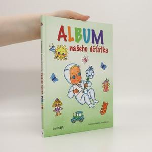 náhled knihy - Album našeho děťátka
