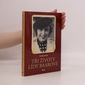 náhled knihy - Tři životy Lídy Baarové
