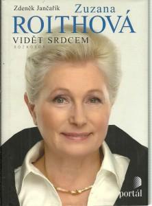náhled knihy - Zuzana Roithová. Vidět srdcem