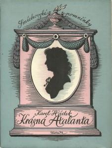 náhled knihy - Krásná Atalanta