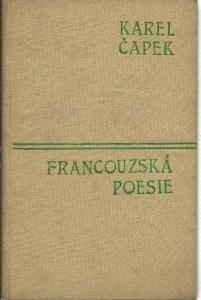 náhled knihy - Francouzská poesie