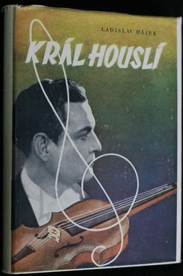 náhled knihy - Král houslí