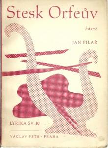 náhled knihy - Stesk Orfeův