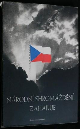 náhled knihy - Národní shromáždění zahajuje