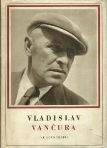 náhled knihy - Vladislav Vančura ve fotografii