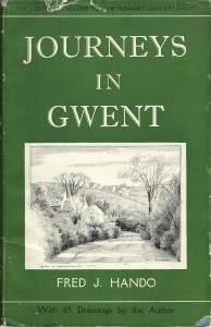 náhled knihy - Journeys in Gwent