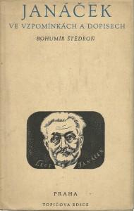 náhled knihy - Janáček ve vzpomínkách a dopisech