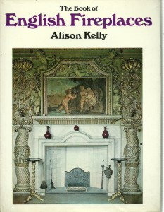 náhled knihy - The Book of English Fireplaces