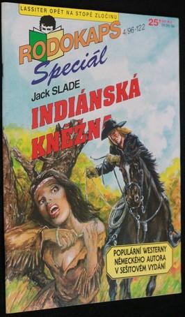 náhled knihy - Indiánská kněžna