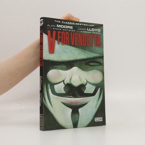 náhled knihy - V for Vendetta