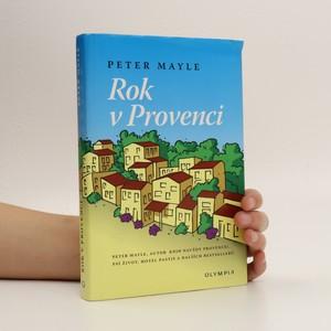 náhled knihy - Rok v Provenci