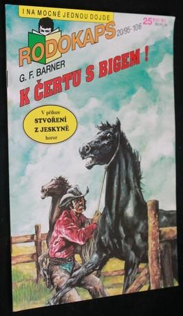 náhled knihy - K čertu s Bigem!