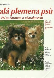 náhled knihy - Malá plemena psů. Psi se šarmem a charakterem