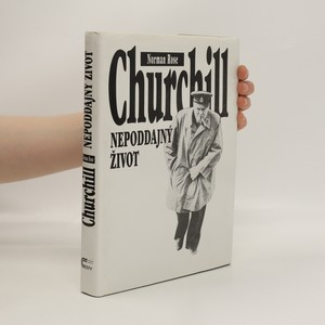 náhled knihy - Churchill. Nepoddajný život