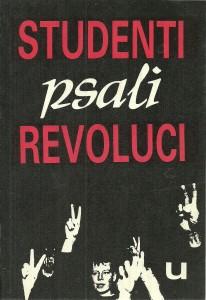náhled knihy - Studenti psali revoluci