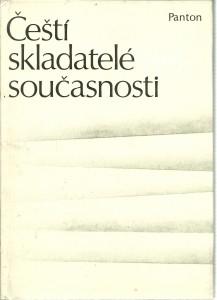 náhled knihy - Čeští skladatelé současnosti