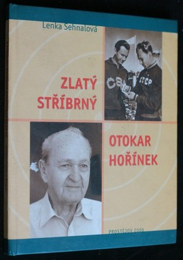 náhled knihy - Zlatý, stříbrný, Otokar Hořínek