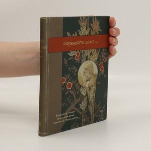 náhled knihy - Překročen zenit... Básně Jaroslava Vrchlického