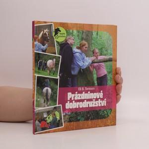 náhled knihy - Prázdninové dobrodružství