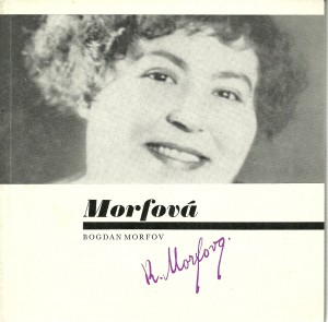 náhled knihy - Kristýna Morfová