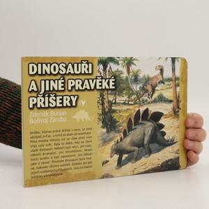 náhled knihy - Dinosauři a jiné pravěké příšery