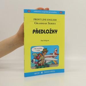 náhled knihy - Předložky