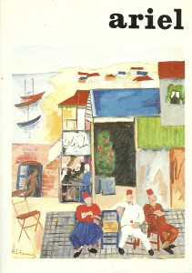 náhled knihy - Ariel. The Osrael Review of Arts and Letters