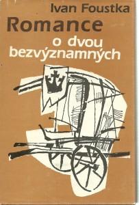 náhled knihy - Romance o dvou bezvýznamných