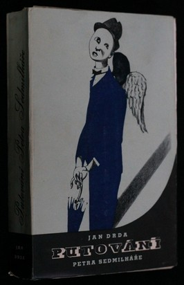 náhled knihy - Putování Petra Sedmilháře : Román