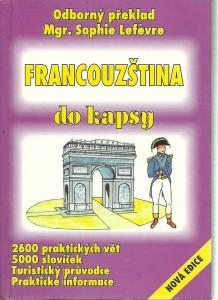 náhled knihy - Francouzština do kapsy