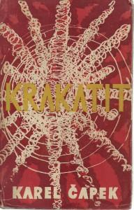 náhled knihy - Krakatit