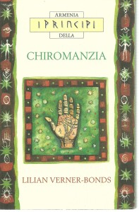 náhled knihy - Chiromanzia