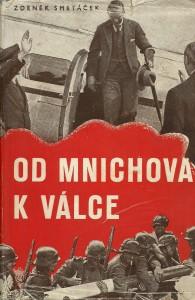 náhled knihy - Od Mnichova k válce