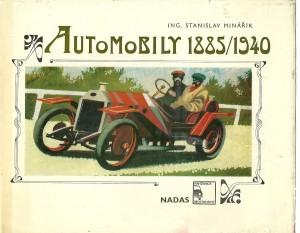náhled knihy - Automobily 1885 / 1940