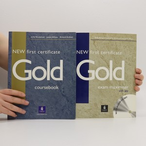náhled knihy - New first certificate Gold: coursebook+ exam maximiser