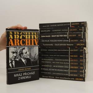 náhled knihy - Archiv (14 svazků, viz foto)
