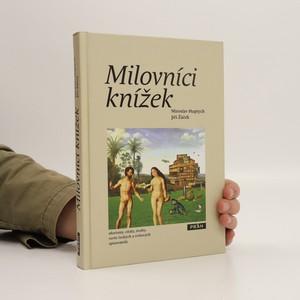 náhled knihy - Milovníci knížek