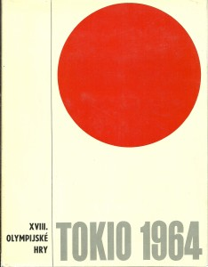 náhled knihy - Tokio 1964. XVIII. olympijské hry