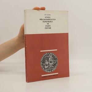 náhled knihy - Vývoj přechodníkových konstrukcí ve starší češtině