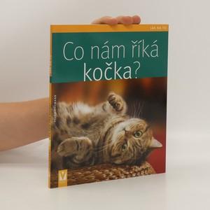 náhled knihy - Co nám říká kočka?