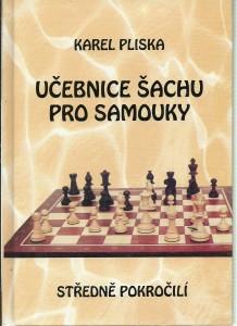 náhled knihy - Učebnice šachu pro samouky. Středně pokročilí
