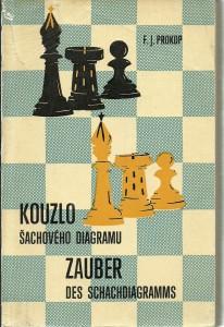 náhled knihy - Kouzlo šachového diagramu. Zauber des Schachdiagramms