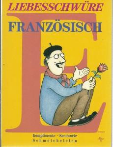 náhled knihy - Liebesschwüre Französisch