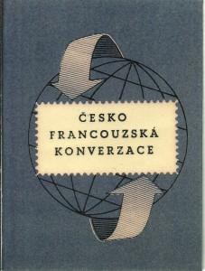 náhled knihy - Česko-francouzská konverzace