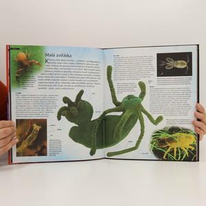 antikvární kniha Svět pod mikroskopem (voní lakem), 2006
