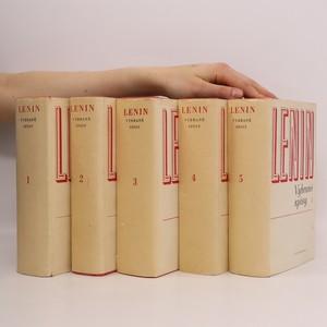 náhled knihy - V. I. Lenin. Vybrané spisy. 1. - 5. díl. (5 svazků, komplet)