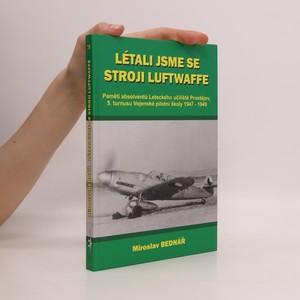 náhled knihy - Létali jsme se stroji Luftwaffe