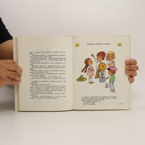 antikvární kniha Martínkova čítanka a dvě klubíčka pohádek, 1987