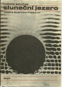 náhled knihy - Sluneční jezero (Cesta slepých ptáků III)