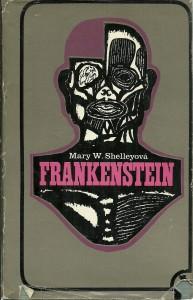 náhled knihy - Frankenstein